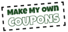 Make My Own Coupons logo